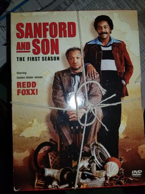 SANDORD AND SON DVD 1 TO 6 SEASONS for Sale in Chantilly, VA