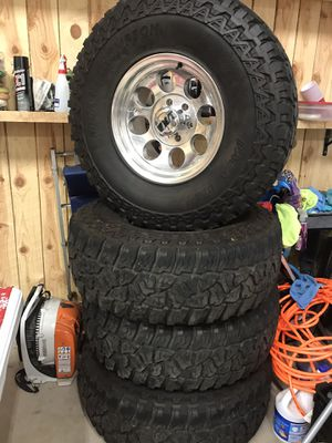 Mickey Thompson wheels and tires for Sale in Moore, SC