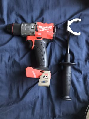 Milwaukee M18 Fuel Gen3 (2804-20) 1/2in Hammer Drill Tool Only New for Sale in San Diego, CA