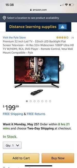 naxa Flatscreen for Sale in Denver, CO