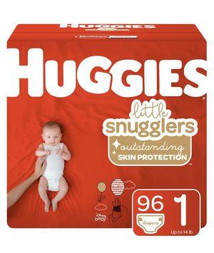 New Huggies diaper, size 1 for Sale in Hacienda Heights, CA