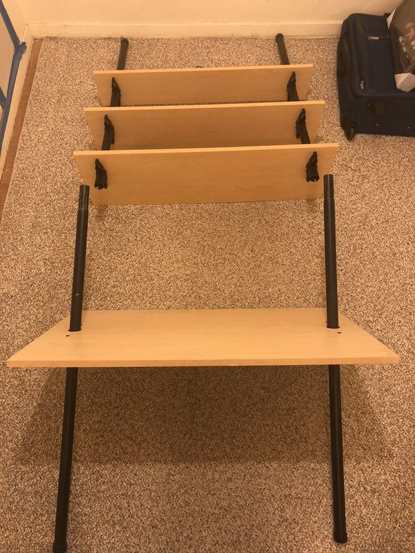 Modern Ladder Bookshelf