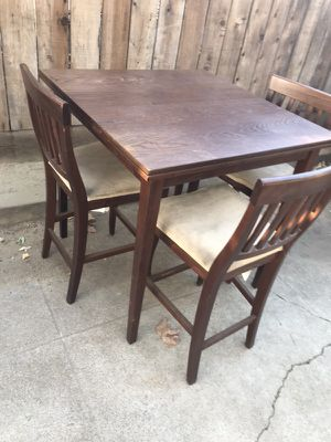 Kitchen table set for Sale in Tracy, CA