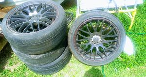 "4 - 18"" rims for Sale in Porter, TX"