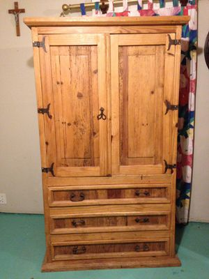 Solid pine Armoire for Sale in Napa, CA