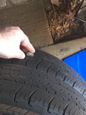 Michelin tires 195/65r15 excellent condition for Sale in Killingly, CT