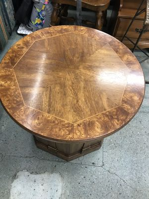 Vintage heritage side table cabinet for Sale in San Diego, CA