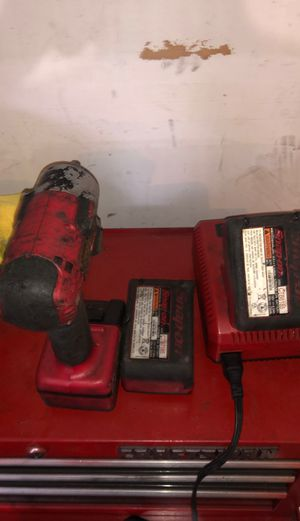 Snap on 1/2 inch impact for Sale in Renton, WA