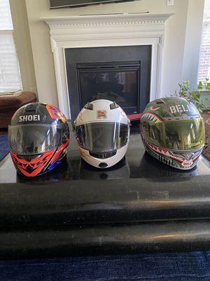 Motorcycle helmets for Sale in Beltsville, MD