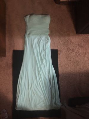 Peaches strapless dress for Sale in Chicago, IL