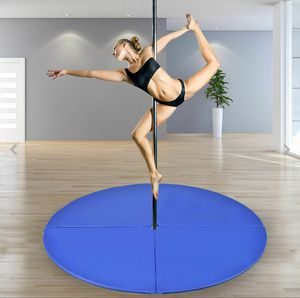 "Foldable Pole Dance Mat Yoga Exercise Safety Dancing Cushion Crash Mat 2"" Thick for Sale in Los Angeles, CA"