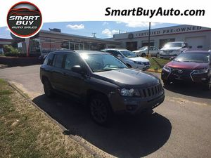 2016 Jeep Compass for Sale in Wallingford, CT