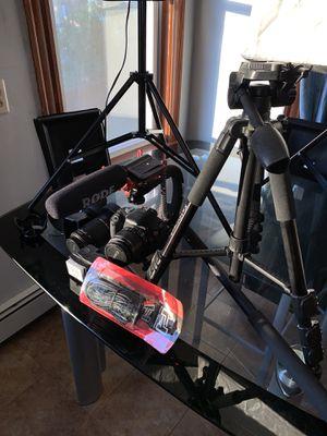 Canon T3i for Sale in Boston, MA