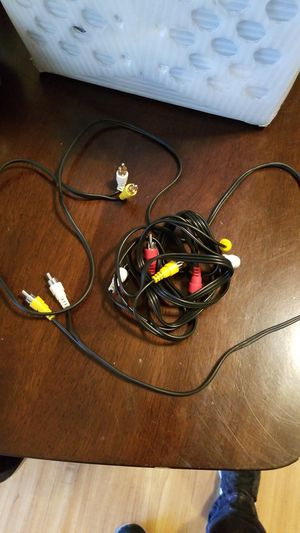 DVD plug wiring spare for Sale in Tacoma, WA