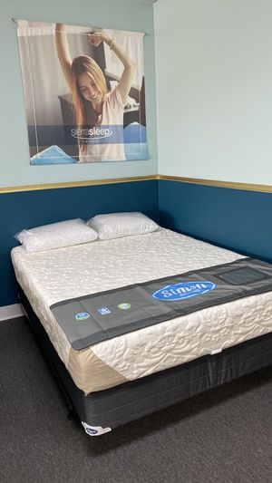 Simon 12 '' Cooling Gel Memory Foam Mattress FINANCE NO CREDIT NEEDED N for Sale in Irving, TX