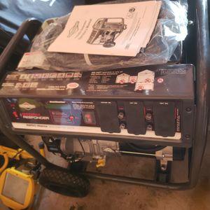 6250 watt briggs and stratton generator for Sale in Detroit, MI