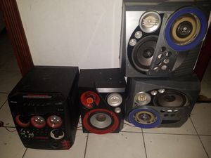 Boom Box still works nice and loud great for entertainment for Sale in West Palm Beach, FL