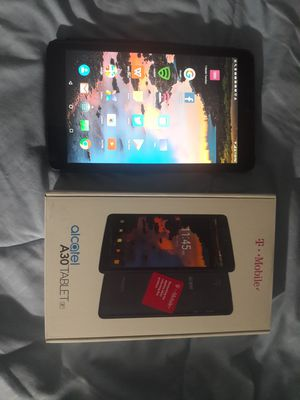 Alcatel A30 Tablet for Sale in Fairfax, VA