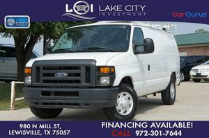2013 Ford E-250 for Sale in Lewisville, TX