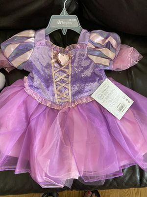 New Rapunzel baby girl dress for Sale in Stickney, IL
