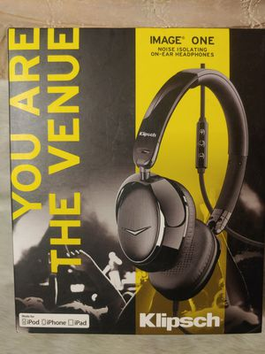 Brand new Klipsch Image one headphones for Sale in Las Vegas, NV