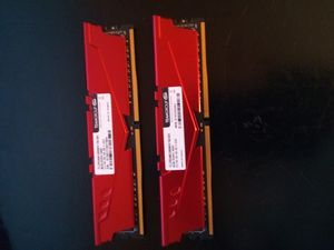 16 GB.DDR4 2X8 Ram $60 CASH ONLY ,PRICE IS FIRM. for Sale in San Bernardino, CA