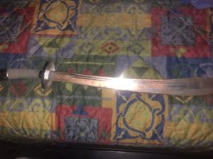 Japanese training sword for Sale in San Angelo, TX