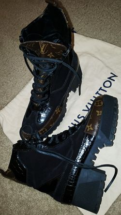 Louis Vuitton Dessert Boot for Sale in Clifton Heights,  PA