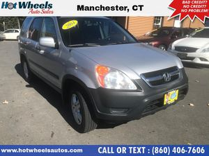 2004 Honda CR-V for Sale in Manchester, CT