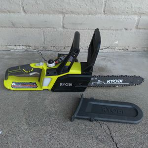 CHAINSAW CORDLESS RYOBI 18V BATTERY NOT INCLUDED for Sale in Phoenix, AZ