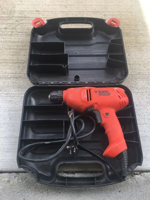 Corded drill for Sale in Renton, WA