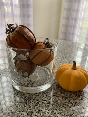 Autumn /fall candle holder/fall for Sale in Germantown, MD