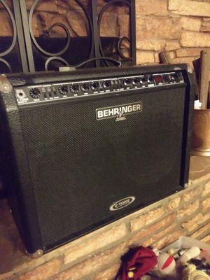 Guitar amp/ Behringer Vtone 2x10 modeling amp for Sale in Phoenix, AZ