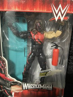Wwe Elite Kane Action Figure for Sale in Colorado Springs,  CO