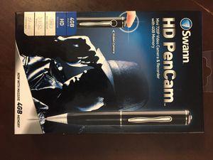 HD Video pen recorder for Sale in Montgomery, AL