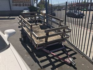 4x8 Utility Trailer for Sale in Inglewood, CA