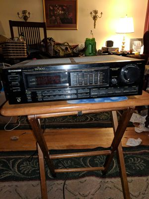 pioneer sx-1300 receiver for Sale in Florissant, MO