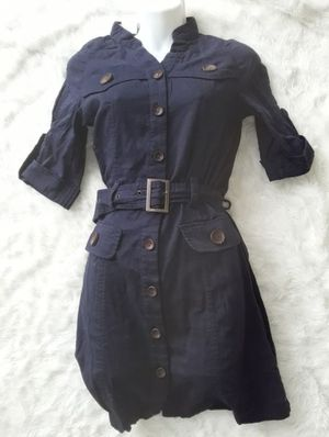 Forever 21 navy blue dress for Sale in Fontana, CA