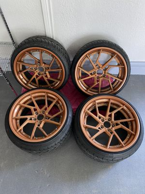 AL13 DT001 WHEELS for Sale in Fort Worth, TX