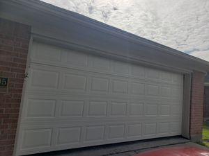 Garage door and openers for Sale in Houston, TX