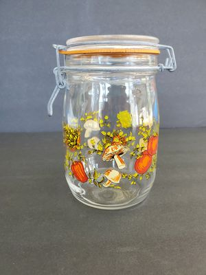 ARC Jar in Spice of Life Pattern for Sale in Midland, MI