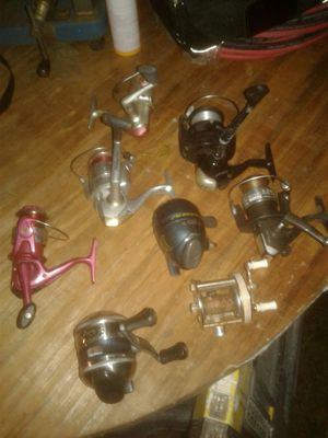 Fishing reels for Sale in Bartow, FL