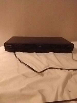 Panasonic, DVD and CD Player, for Sale in Palm Beach, FL