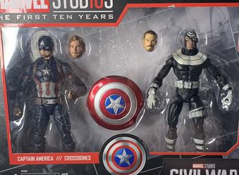 Captain America And Crossbones Figures for Sale in Los Angeles,  CA