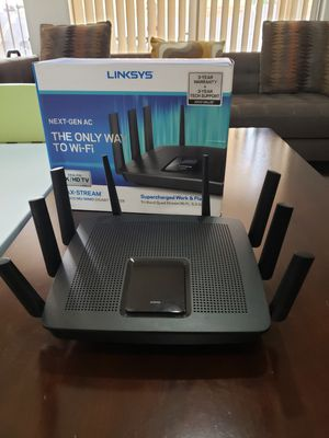 Linksys EA9500 AC5400 TRI-BANDs for Sale in Chandler, AZ