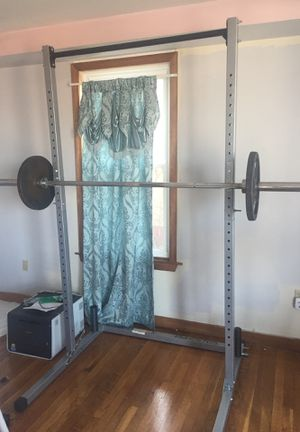 Pull up and squat rack for Sale in Nahant, MA