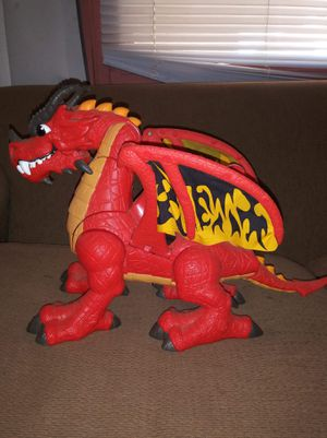 Toy dragon for Sale in Tucson, AZ