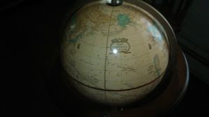 Cram's Imperial World Globe for Sale in Peabody, MA