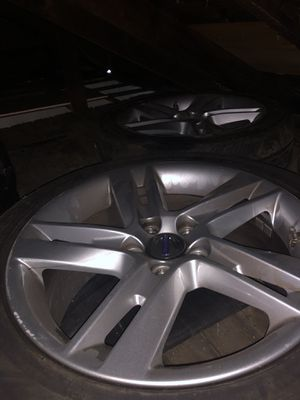 2016 Volvo S 60 4 rims with tires for Sale in Silver Spring, PA