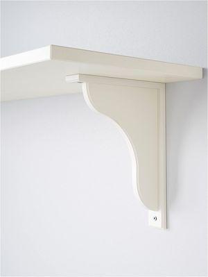 Brand New IKEA White Hensvik Shelf Brackets for Sale in Leander, TX